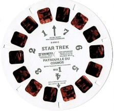A Star Trek View-Master individual reel, from the episode The Omega Glory